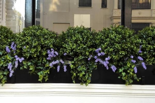 ArtificialBuxus-Balls-Lavender-plus-Ivy