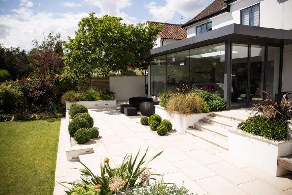 Garden design Chelsea