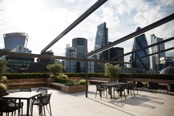 London City Roof Terrace