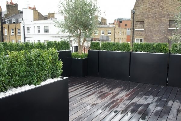 Marylebone Roof Terrace
