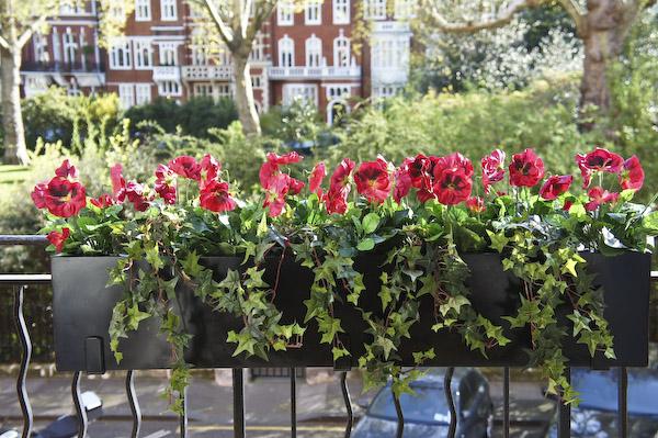 Outdoor artificial plants roof terrace design window boxes outdoor artificial plants mightylinksfo