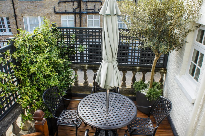 Roof Terrace Design Roof terrace planters Outdoor Planters